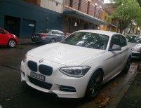 weißes BMW